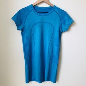 Lululemon Swiftly Tech SS Tee Special Edition-Rose